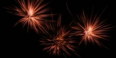 Fuegos artificiales- Fin de año