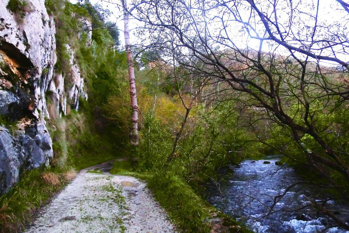 Senderismo al rio Puron