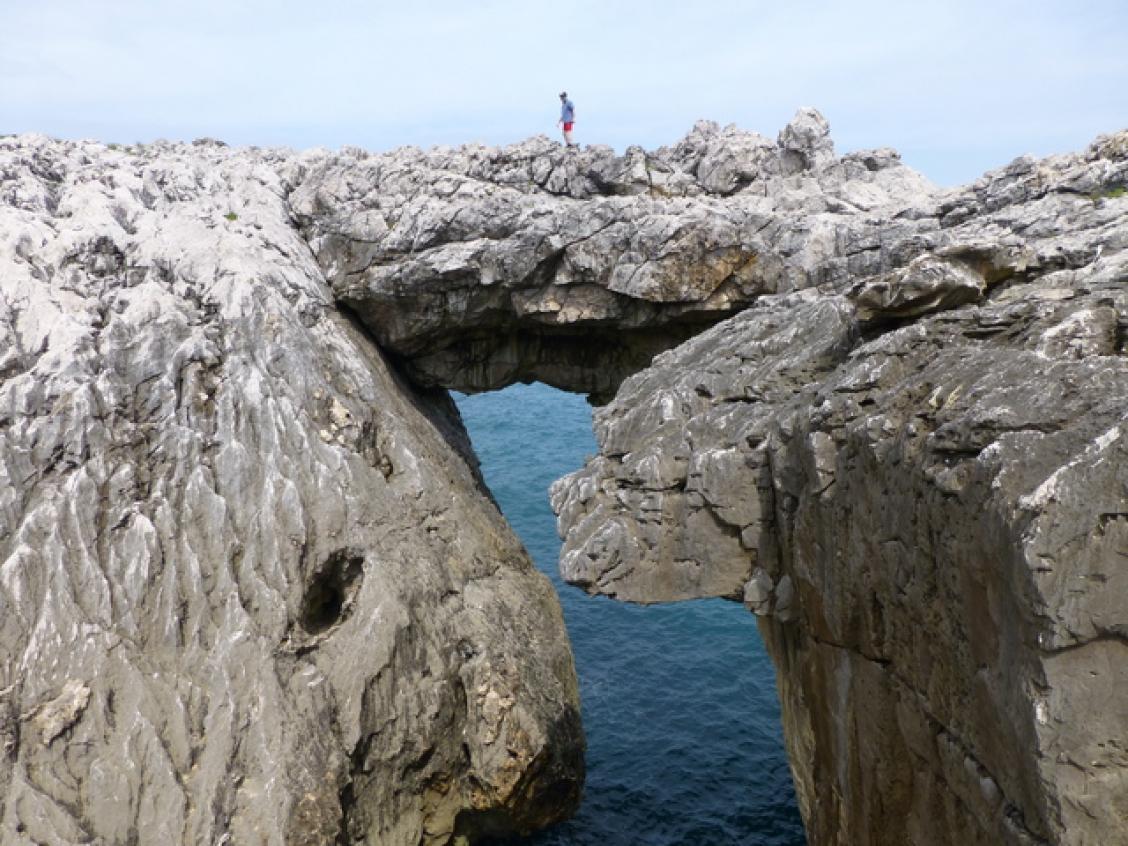 senderismo-aventura-en-asturias- Salto del caballo