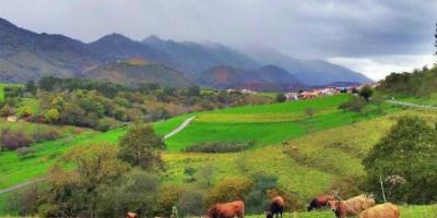 La Ruta de los Colores del Valle Oscuru