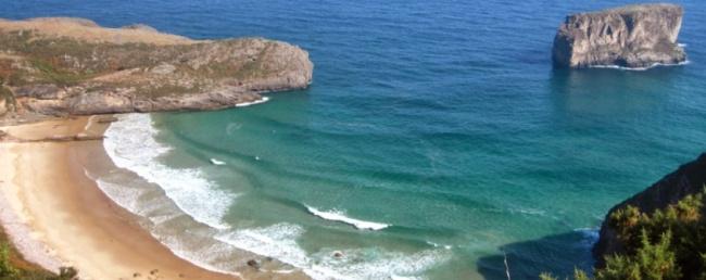 Mirador- Playa de Ballota- Hotelesenllanes