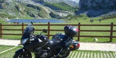 Ruta en moto - Lagos de Covadonga - Asturias - Hotelesenllanes