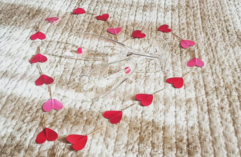 San Valentin en el hotel Puerta del Oriente en Llanes